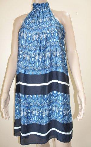 Kleid Zara mit Blumenmotiv