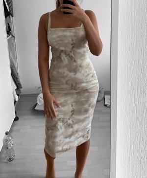 Zara Sukienka midi Wielokolorowy
