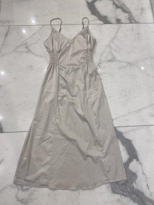 Kleid Zara Satin Gr. S