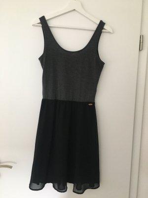 Kleid zweifarbig
