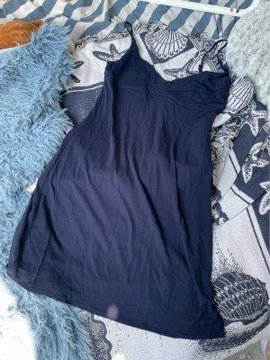 Kookai Sukienka o kroju litery A ciemnoniebieski