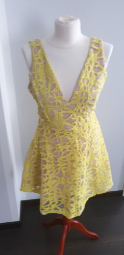 Allyson Lace Dress primrose
