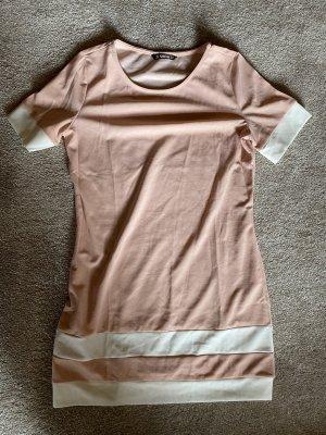 Shirt Dress rose-gold-coloured