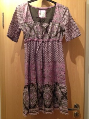Esprit Babydoll Dress multicolored