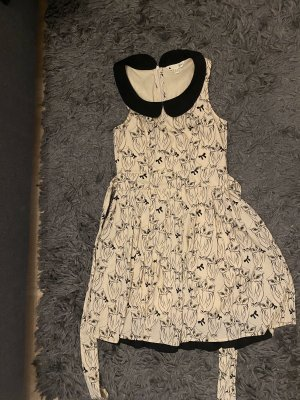 Yumi Babydoll Dress cream