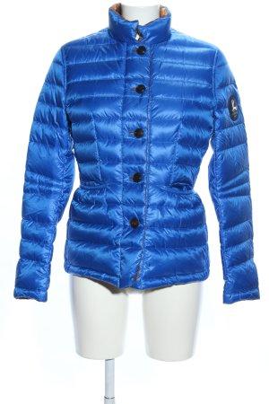 Kleidermanufaktur Habsburg Quilted Jacket blue casual look