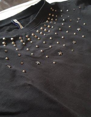 Kleidpullover mit Nieten