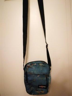 Kleine blaue Eastpak Tasche