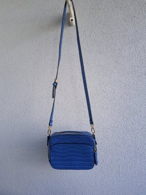 Accessoires Borsa a spalla blu acciaio