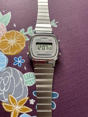 Casio Digitaal horloge zilver