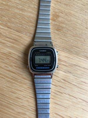 Casio Digitaal horloge zwart-zilver