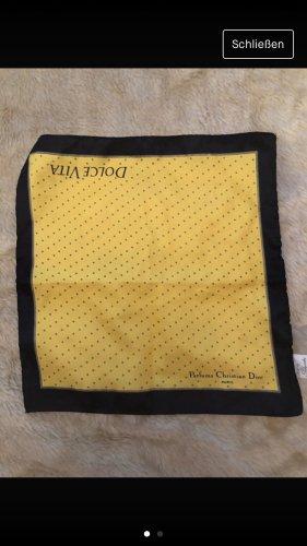 Dior Mouchoir de poche brun sable