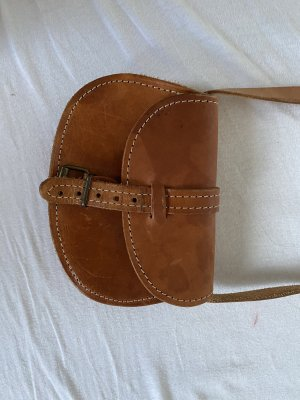 Kleine Echtledertasche