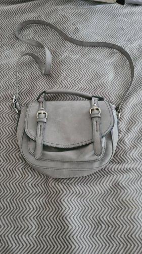 Kleine graue Tasche