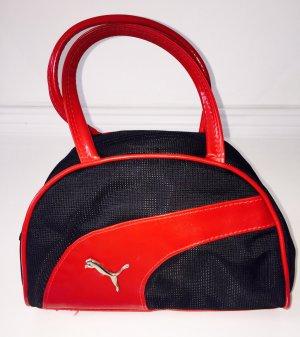 Puma Torba typu bowling czarny-czerwony