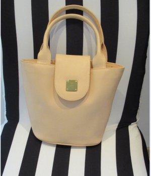 MCM Mini sac multicolore cuir
