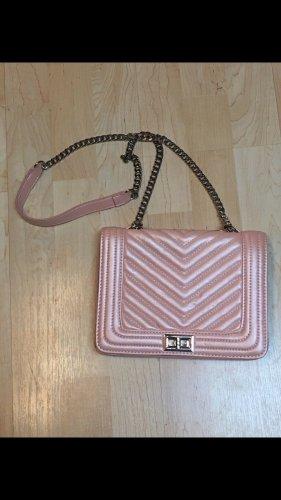 kleine Handtasche in rosa