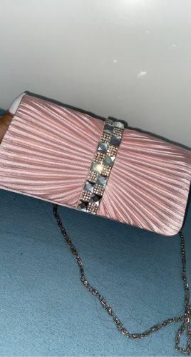 Kleine Handtasche mit Umhänge band