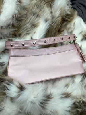 Esprit Mini sac or rose satin