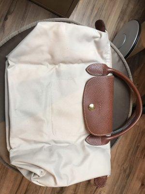 Longchamp Handbag brown-cream