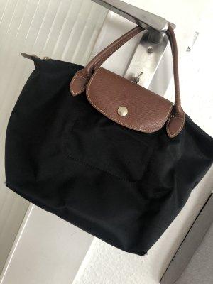 Longchamp Handbag black-brown