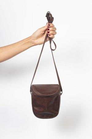 Kleine Minibag in Braun