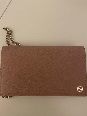 Kleine rosa Gucci Handtasche