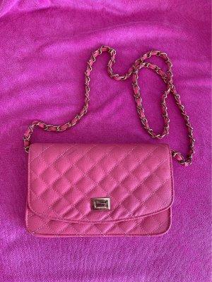 Kleine rosa Sommertasche