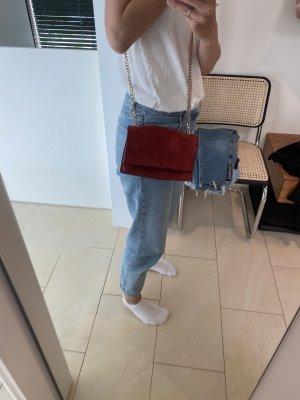 Kleine rote Tasche