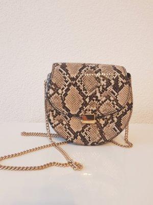 kleine runde Handtasche von MANGO