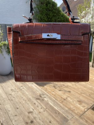 Kleine schöne Handtasche in Hérmes Optik
