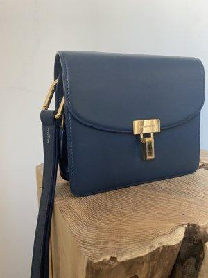 Kleine Schultertasche von Balenciaga Blau