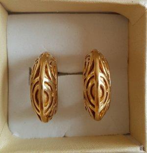 kleine süsse Ohrringe _Farbe Gold