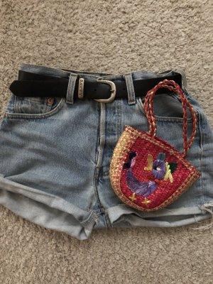 Mini Bag raspberry-red-magenta