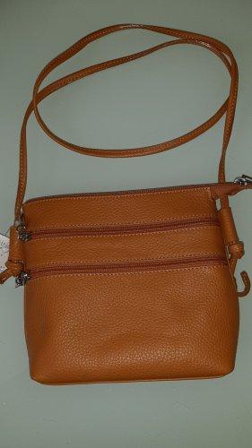 Mini sac marron clair