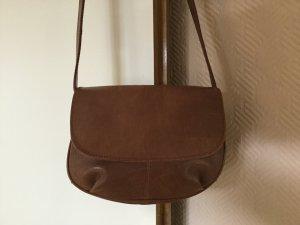 Kleine Tasche aus echtem Leder von Maestro