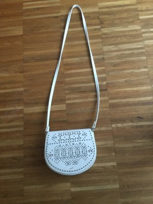 H&M Mini sac blanc polyester