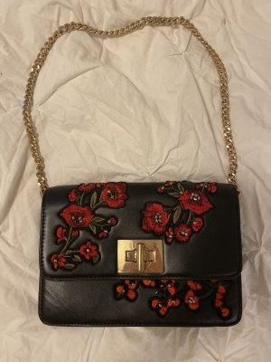 kleine Tasche Rosen Kette