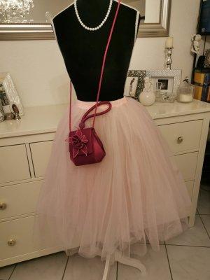 Mini sac rouge framboise-violet