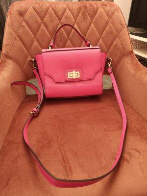 kleine Tasche, Umhängetasche, pink