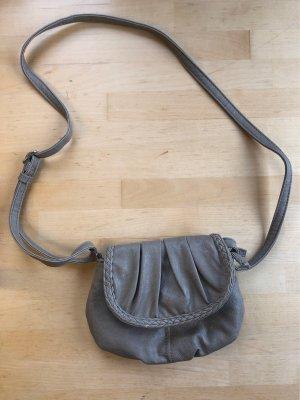 Deichmann Mini sac gris brun