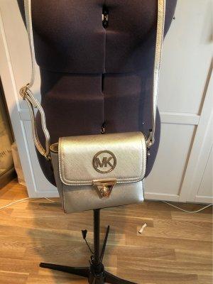 Michael Kors Crossbody bag silver-colored