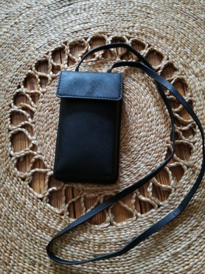 Zara Basic Mini sac noir-doré