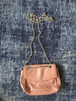 Kleine Umhängetasche aus Leder von Esprit