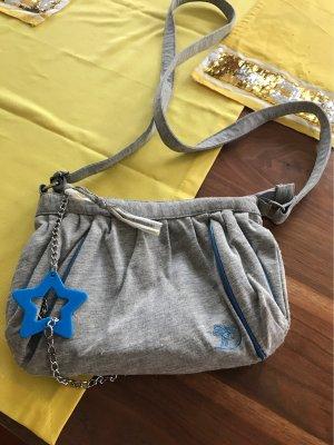 Tom Tailor Mini Bag silver-colored-cornflower blue
