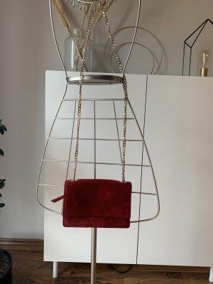 Kleine Umhängetasche, Zara - Echt Leder
