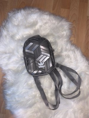 Adidas Mini Backpack silver-colored