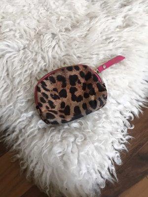 Wallet light brown-pink
