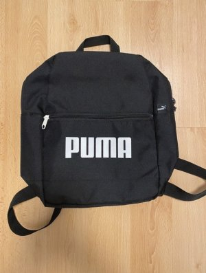 Puma Sac à dos mini noir-blanc