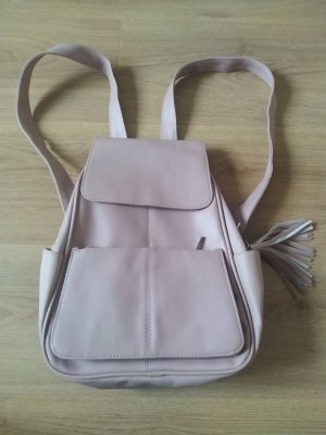 Trekking Backpack cream mixture fibre